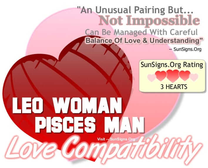Leo man pisces woman sexually pic 73