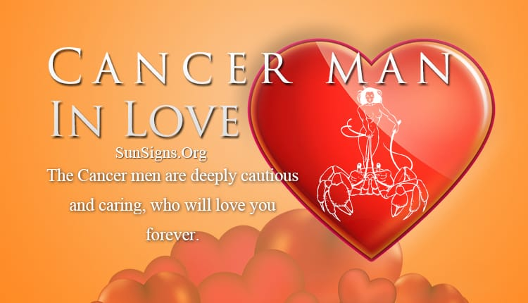 10 Things About Dating a Cancer Man  Mamiverse